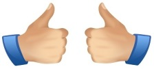 Two Thumbs-Up