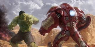 Hulk vs Iron Man Hulk Buster